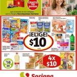 Soriana folleto de ofertas