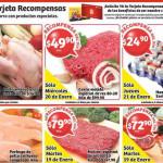 Soriana ofertas tarjeta recompensa lealtad enero