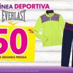 Suburbia hasta 50% de descuento en línea deportiva Everlast