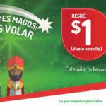 Vivaaerobus Promoción de Reyes Magos
