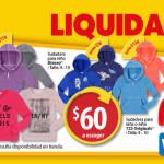 Walmart liquidación ropa de invierno