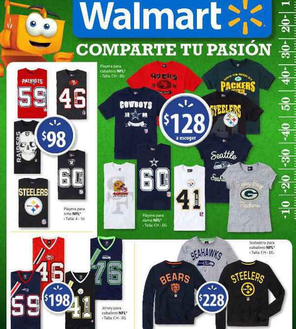 1239d4874a8e9 Walmart  Folleto de ofertas validas al 14 de Febrero
