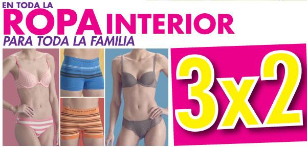 Suburbia ropa Interior para toda la familia