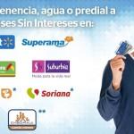 BBVA Bancomer meses sin intereses en tenencia, agua o predial