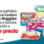Comercial Mexicana descuento en pañales y toallitas para bebés