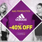 Dafiti descuentos en Adidas