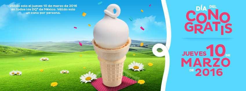 Dairy Queen día del cono gratis