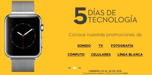 El Palacio de Hierro: 5 días de tecnología, celulares