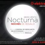 Venta Nocturna Elektra