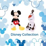 Fábricas de Francia 2×1 en peluches disney collection