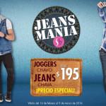 Suburbia Jeansmania ofertas en pantalones y vestidos de mezclilla