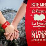 La Feria de Chapultepec 2×1 en entradas febrero 2016