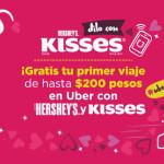 Promoción Uber San Valentín
