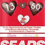Sears descuentos en hogar, muebles, linea Blanca, electrónica, tecnología y mas