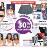 Soriana venta especial de ropa interior