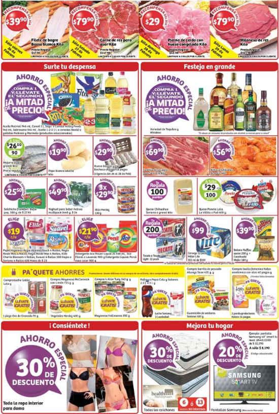 Soriana: ofertas de fin de semana del 26 al 29 de febrero