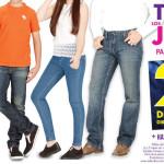 Suburbia descuento en todos los Jeans