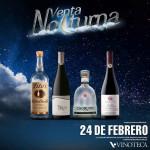 Venta nocturna Vinoteca febrero 2016