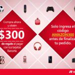 Promoción Amazon Banorte IXE