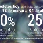 ETN descuentos estudiantes y maestros