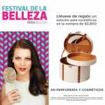 Fábricas de Francia Festival de la Belleza