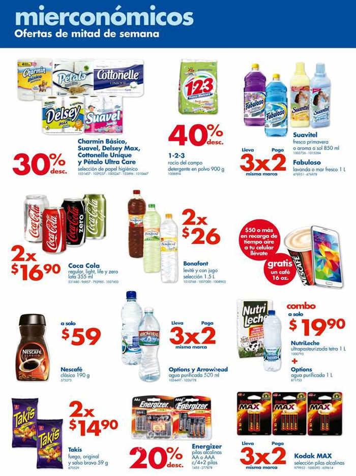 Farmacias Benavides - Promociones, ofertas y descuentos