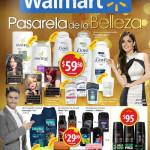 Folleto Walmart Pasarela de la Belleza