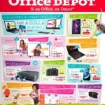 Office Depot folleto