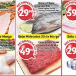 Soriana ofertas de carnes, pescados y mariscos