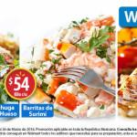 Walmart cuaresma carnes, pescados y mariscos