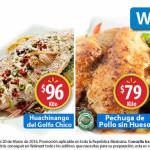 Walmart cuaresma, pescados y mariscos