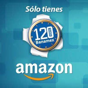 120 horas Banamex 2016 en Amazon