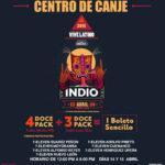 7 Eleven Boletos para el Vive Latino