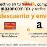 Promoción Amazon Tarjeta Saldazo