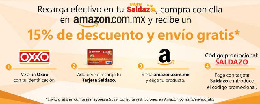 CUPONES PROMOCION AMAZON
