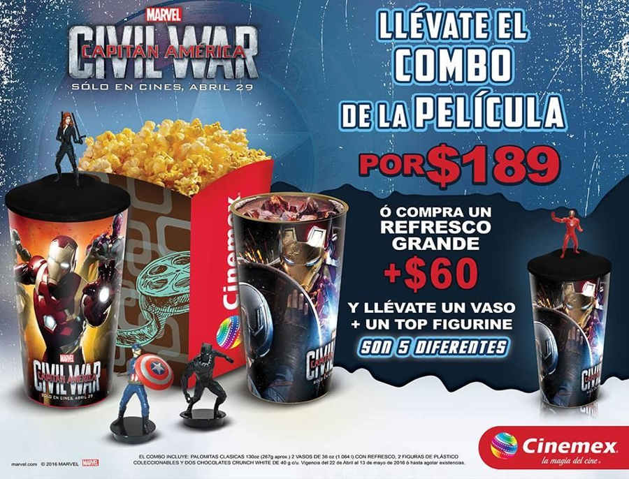 Promociones Cinemex