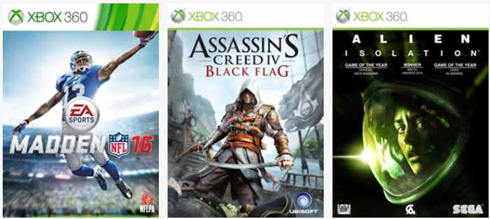 Xbox Live: Deals With Gold Abril Mayo