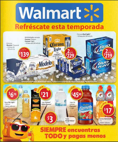 Folleto Walmart Abril