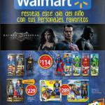 Walmart folleto día del niño