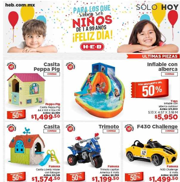 Heb 50 de descuento en juguetes montables casitas e for Casitas ninos ofertas
