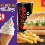 McDonald's McTrío Amigo