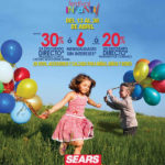 Festival Infantil Sears