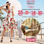 Venta Especial Sears