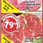 Soriana promociones en carnes