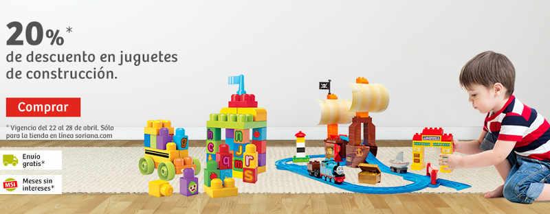 soriana ofertas de juguetes