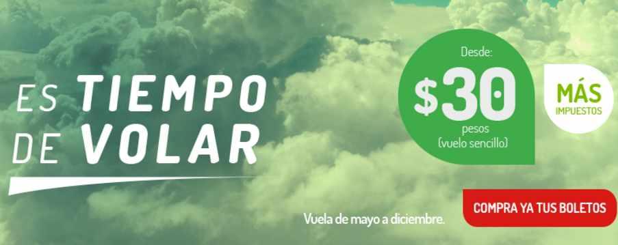 Vivaaerobus vuelos baratos y economicos