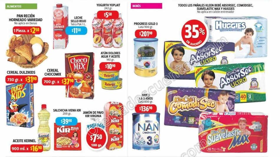 Farmacias Guadalajara ofertas de fin de semana junio