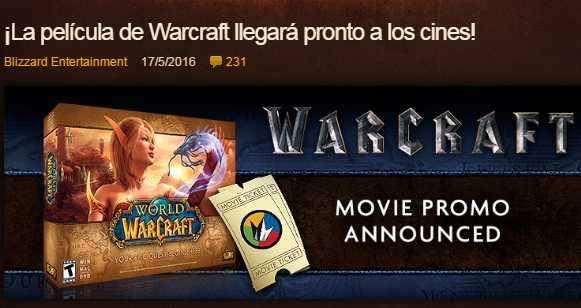 Promoción Cinépolis Película Warcraft