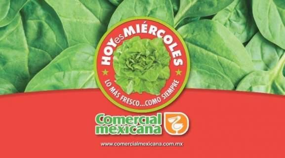 Comercial Mexicana hoy es miércoles de plaza junio 2016