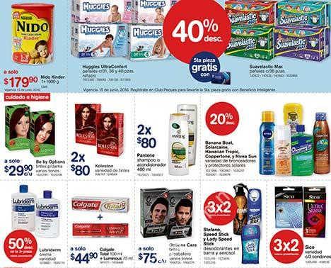 Farmacias Benavides ofertas de fin de semana Junio